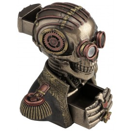 Steampunk - pistolet ze stojakiem