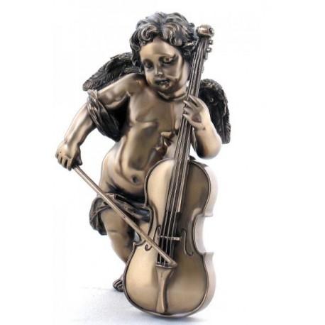 Cherubinek z wiolonczelą (JJ028)