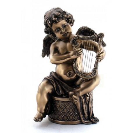 Cherubinek z harfą (JJ030)